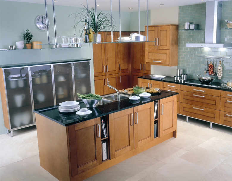 Contemporary Kitchens - Contemporary Kitchen Midlands