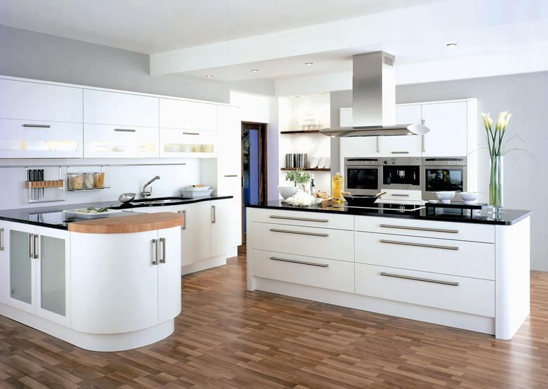 Modern Kitchen Designs - Northants, Bedfordshire Modern Kitchen ...