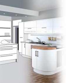 Modern Kitchen Designs Northants Bedfordshire Modern